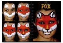Animaux facepainting