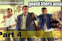 GTA / GTA 5 и любые другие из данной серии