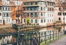 Strasbourg: a mix of Germany and France / Get to know the city with a local during our bike tour!
