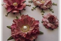 PAPER CRAFTS FLOWERS