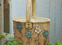 Keramika - květináče