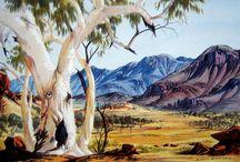 pittori  aborigini australiani