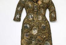 Inspiration : art dress