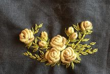 flores en rococo