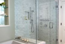 Bathroom remodel / by Stacey Gray
