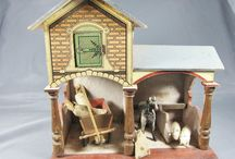Doll house STABLES