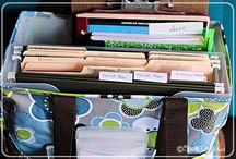 Homeschool - Organized / by Sarah Slacker Mom