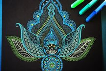 Mandala i Wzorki