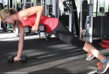 Strength training....