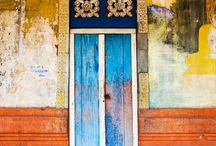 door colourfull