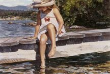 My Artist:Steve Hanks
