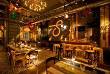 Restaurant interior ideas