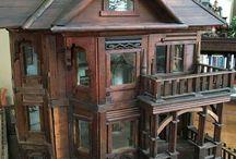 Dollshouse/Dockskåp