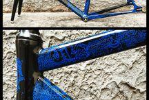 自転車アート