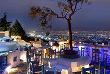 Αθήνα μπαράκια και εστιατόρια
