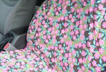 car & baby seat covers
