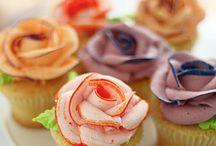 Dekoracja ciast  i babeczek
