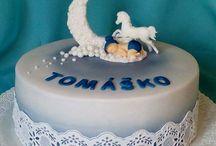 Cakes for Christening