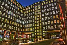 Kontorhäuser / #Kontorhäuser in der Freien und #Hansestadt #Hamburg. http://hamburgbilder.de/category/kategorien/kontorhaeuser/
