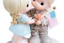 Love Precious Moments Figurines!