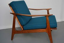 Parker #155 Lounge Chair