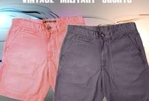 Cargo & Military shorts