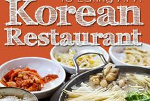 How to: Korean Food