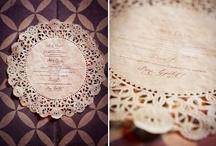 Green Wedding invitation - Matrimonio Green inviti