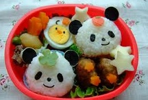 Bentos,Onigiri & Sushi / by unsoffiodipolvere dicannella