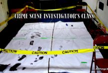 Forensic science for school aged children