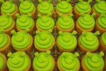 Shrek Birthday Party