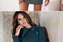 пуловеры и кофточки