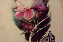 Blüten Floral