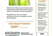 Deals and Offers / Current offers from Safeway Pest Management