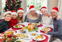 Christmas Food Ideas / Food ideas for Christmas are easy to manage when you have a systematic list of guests and members coming for a meal at your place.