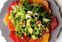 Salad / by Nancy Taylor