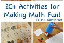 Primary Math Projects