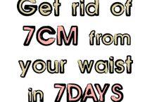 for waist loss