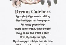 *Catching my dream* / Dreamcatchers, native, bohemian,