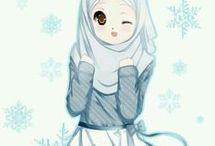 Muslim Anime FanArt