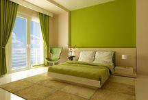 Bedroom colors & ideas