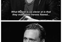 All about the Avengers