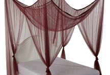 Canopy Beds / All types of bed frames, from twin to CA King, basic to fancy upholstered, canopy, loft style, trundle, bunk beds and more.