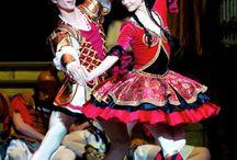 Balett kosztümök