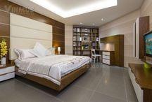 Nội thất phòng ngủ / Các mẫu phòng ngủ mới nhất của vinmus