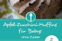 Essen für Baby