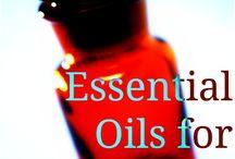 Essential oils / by Kasey Ward