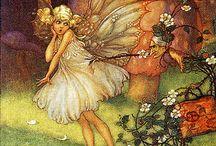 my fairies / by Barbara Sexton-Self