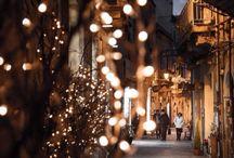 Luzes decoração