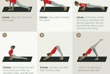 yoga sun salute